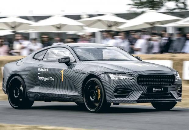 """После започна да """"пипа"""" и Volvo-та, за да се стигне до миналата година, когато бе купен от Volvo. Моделите ще бъдат базирани на шведските, но ще са хибридни или изцяло електрически и ще се концентрират върху динамиката."""
