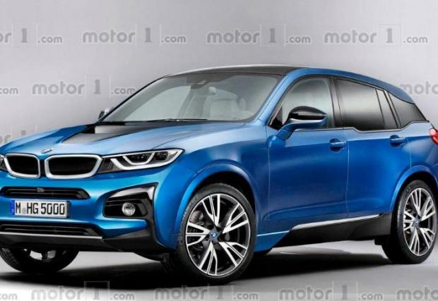 3. BMW i5: След i3 и i8 BMW най-накрая ще покаже следващия си i-модел. Очаквайте да използва забавянето след колите на Merc и Audi, за да ги забие в земята.