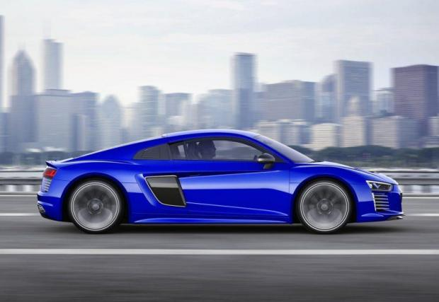 12. Audi Sport EV: Ще бъде нещо като R8, само че по-бързо, по-тихо и по-електрическо. Не знаем нищо повече.