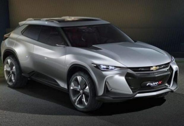 15. Chevy FNR-X: Представете си Camaro на кокили - ето ви новия FNR-X, който подозрително щял да бъде електрически. Да видим!