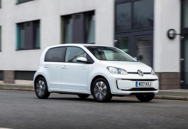 10. Volkswagen e-Up