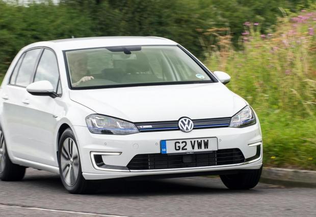 3. Volkswagen e-Golf