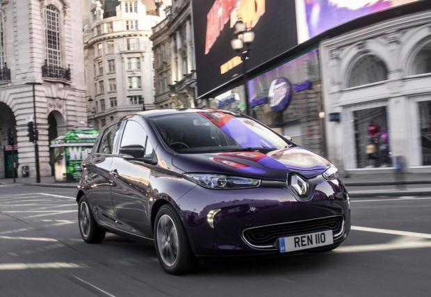 6. Renault Zoe