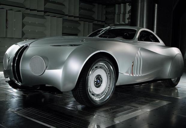 2: 2006: BMW Concept Coupe Mille Miglia