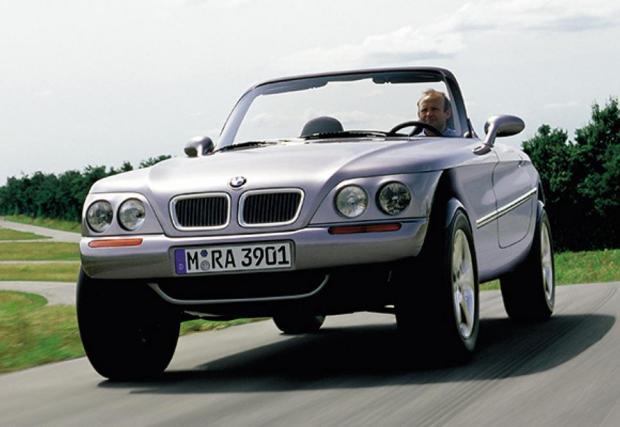 13: 1995: BMW Z18 concept