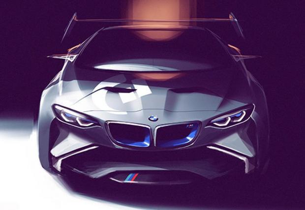 14: 2013: BMW Vision Gran Turismo