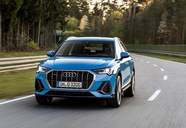 Audi Q3 вече може да се поръча в пет варианта