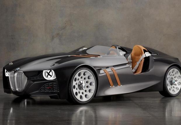17: 2011: BMW 328 Hommage concept