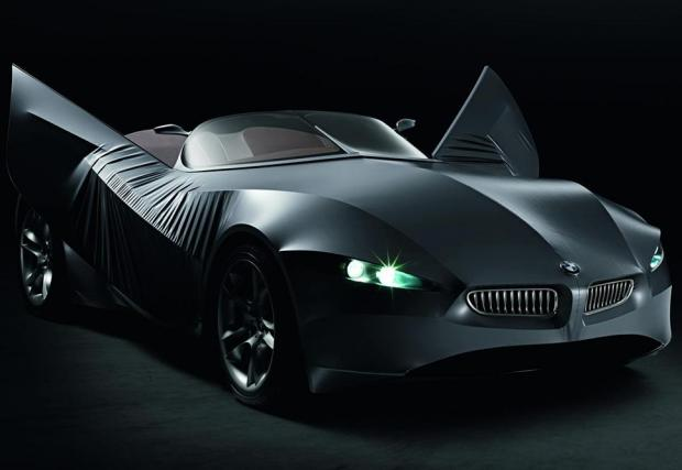 9: 2008: BMW GINA concept
