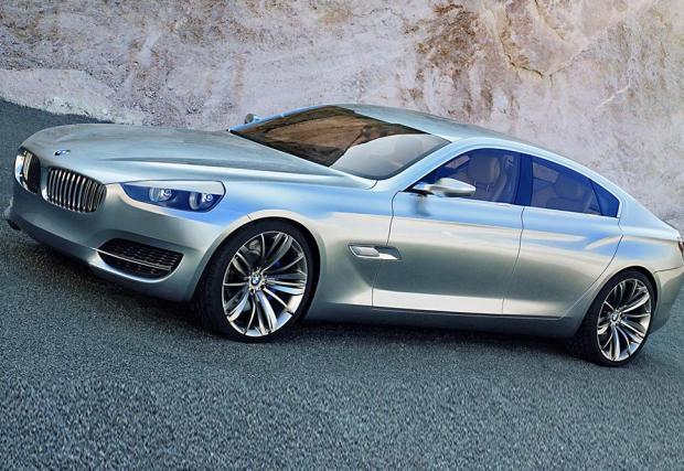 8: 2007: BMW Concept CS
