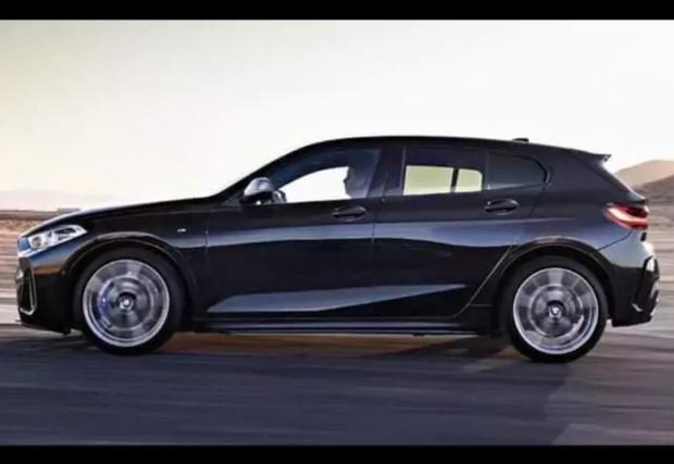Галерия снимки на новото BMW Серия 1
