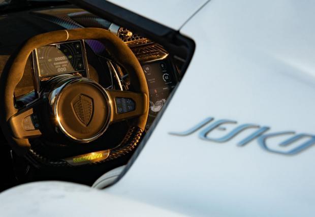 Галерия с 9 снимки на новия Koenigsegg Jesko