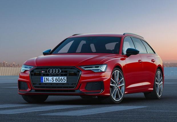 Audi S6 Avant TDI. Този автомобил е най-новият в списъка. Има 3,0-литров V6 TDI с 48-волтова електрическа система и се води мек хибрид. 350 к.с., 700 Нм въртящ момент и 5,1 секунди от място до 100 км/ч. Разходът на гориво е 6,5 литра на 100 км.