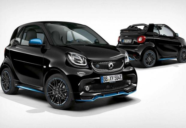 14. Smart EQ fortwo Coupe (2019): 11,4 секунди