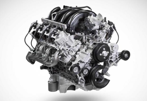 Галерия - двигателите и трансмисиите на серията F