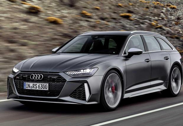 22 снимки с най-мощното серийно комби на Audi