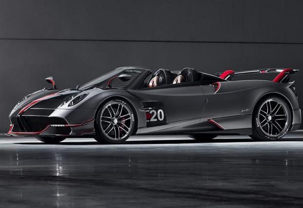 Без покрив колата вероятно ще бъде ограничена на около 300 км/ч