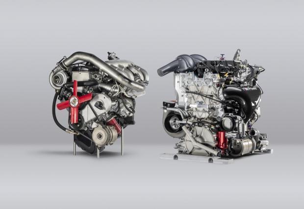 Галерия с девет от най-славните състезателни турбо мотори на BMW