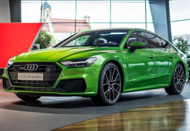 Четири снимки с едно от най-красивите модерни Audi-та