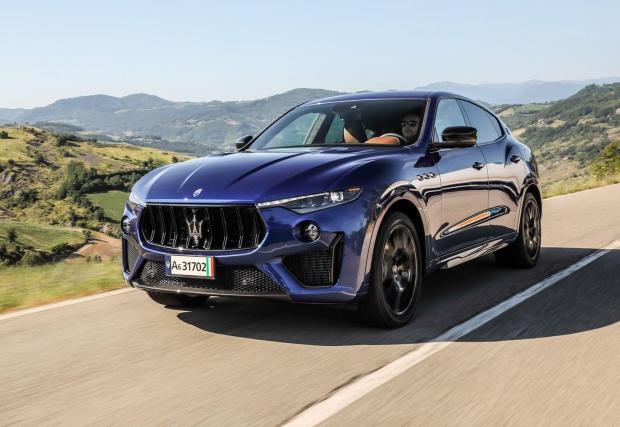 Галерия с шест коли на Maserati, които скоро ще бъдат хибриди