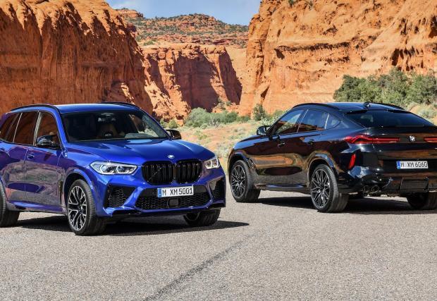 51 снимки с най-мощните джипки на BMW