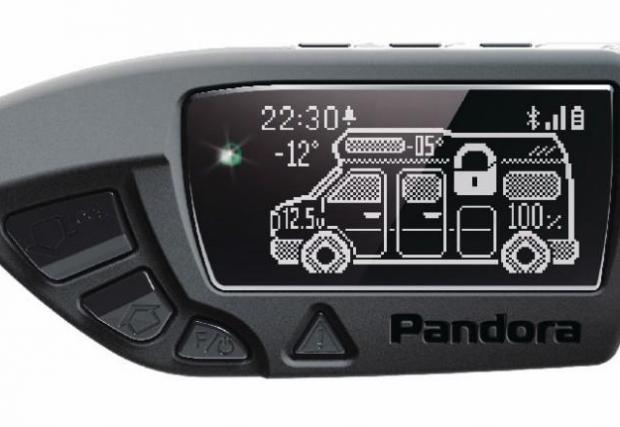 Pandora Camper Pro