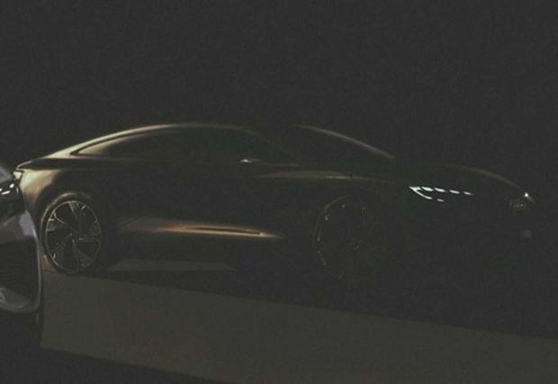 Това е новото Audi Sportback Electric Concept