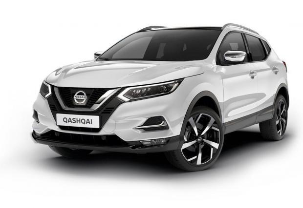 6. Nissan Qashqai - 238 058 продажби