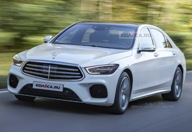 4. Mercedes S-class. Новото поколение на иконата идва с умна операционна система, създадена от Visteon в България, както и с пълен комплект от най-доброто, с което гигант като Daimler разполага. Това ще е силна премиера!