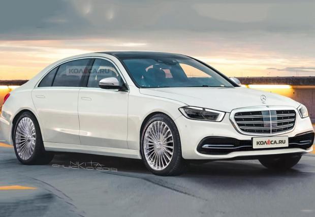 Новата S-класа W223 ще дебютира през 2020, но още не знаем точната дата