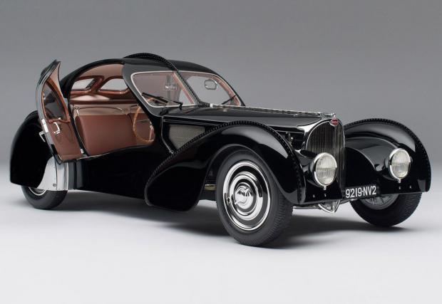 ...Bugatti 57 SC Atlantic