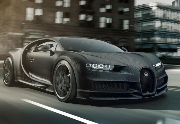 3 млн. евро е доста добра цена за кола, която...