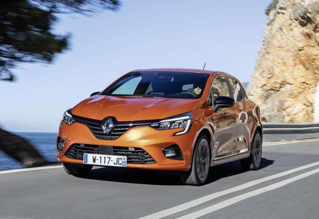 2. Renault Clio - 318 297 продажби