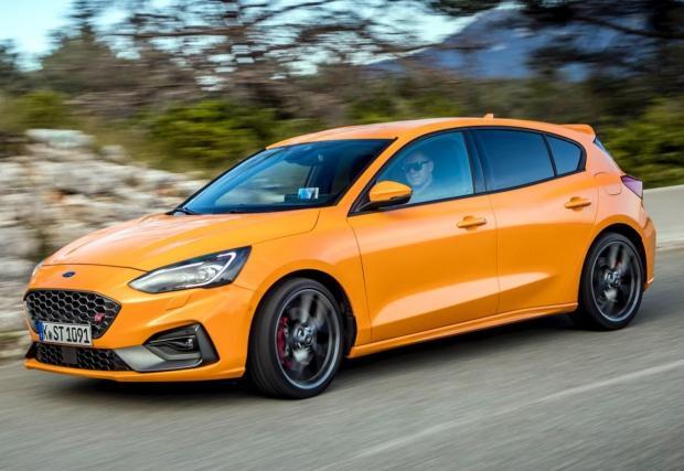 7. Ford Focus - 226 369 продажби