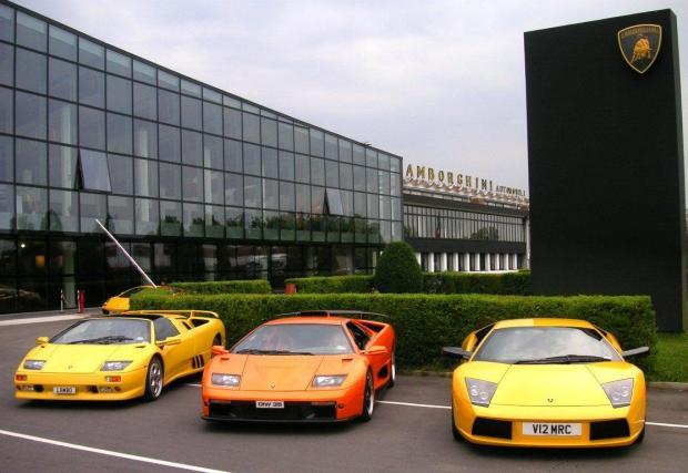 Във времената на Diablo компанията рядко правеше по повече от 300 коли годишно. За 11 години