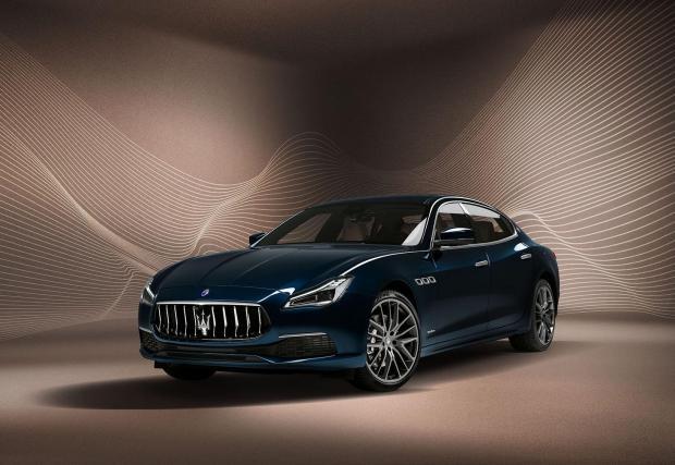 Royale се връща в портфолиото на Maserati като име на специална серия