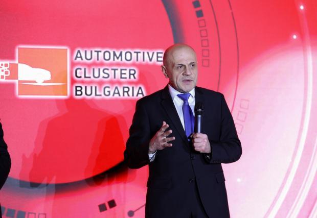 Г-н Томислав Дончев, зам. министър-председател на Република България