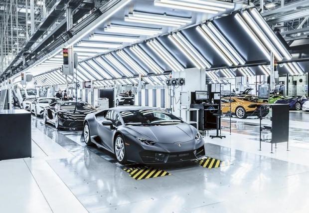 Lamborghini вече не е бутиков производител