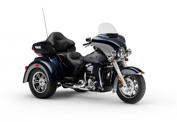 Harley-Davidson Tri Glide® Ultra.