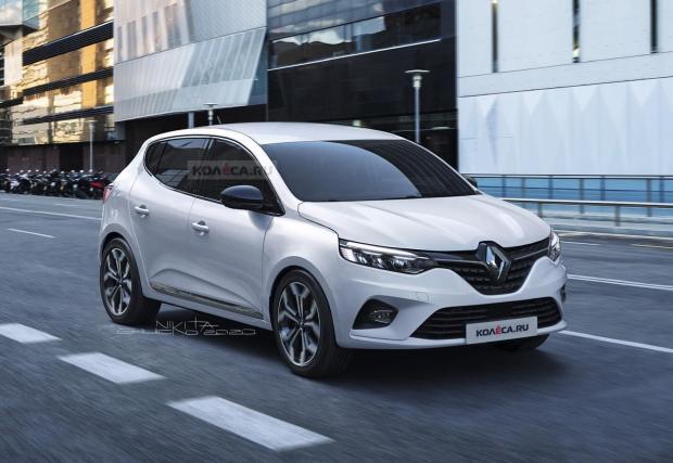 Новото Sandero ще прилича на румънско Clio, смятат в Русия