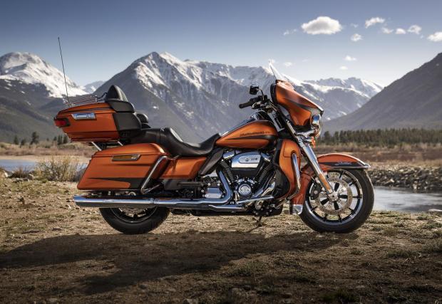 Harley-Davidson Ultra® Limited.