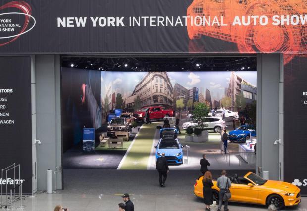 Автосалонът в Ню Йорк е поредното автомобилно шоу, което се отлага или няма да се състои заради коронавируса
