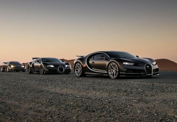 Три десетилетия автомобилостроене от най-висок клас