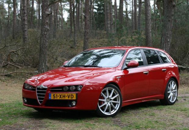 Alfa Romeo 159 Sportwagon 3.2 V6
