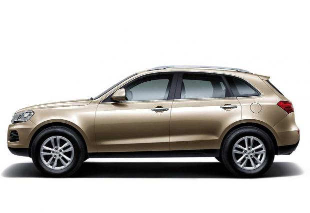 Zotye T600 - Тук има микс от черти на VW Tiguan и Audi Q5