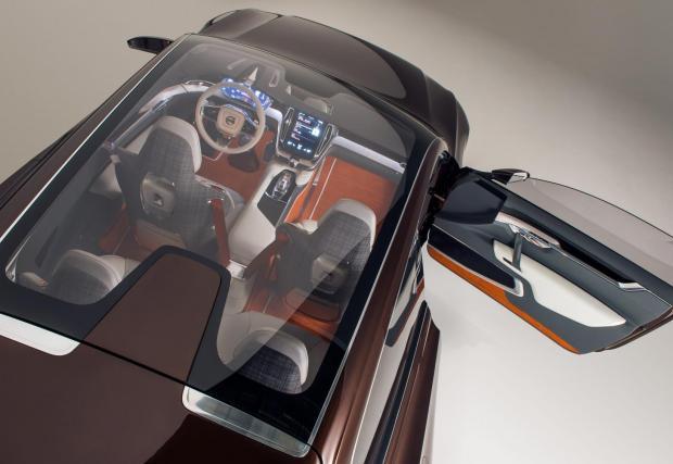 Volvo Estate Concept още през 2014 показа как би изглеждало идеалното 4-местно Volvo