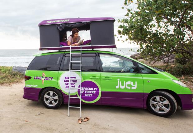 97 коли на Jucy, откраднати за една нощ