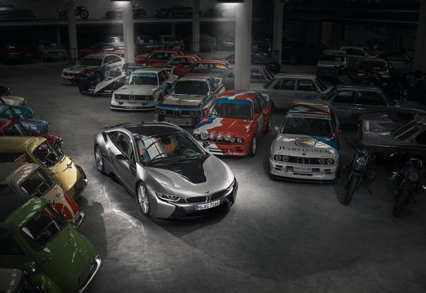 За шест години от конвейера в Лайпциг слязоха 20 500 коли.