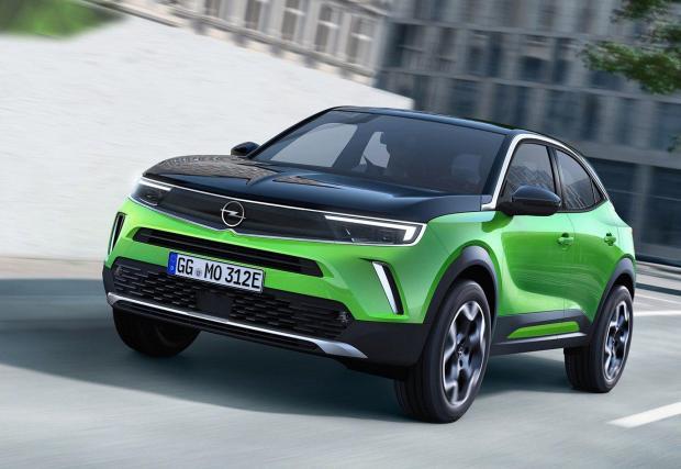 Новият Opel Mokka има и електрически вариант