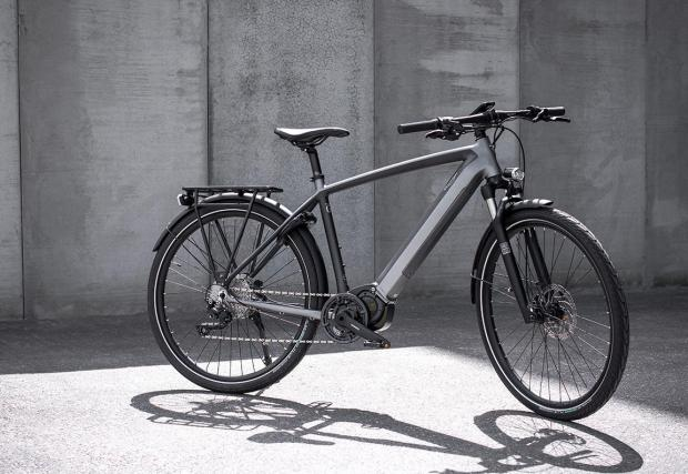 Осем снимки на първото е-колело от Triumph